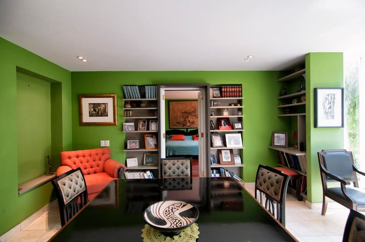 Elegant&Bright Apartment n Barranco - Barranco District - Flat