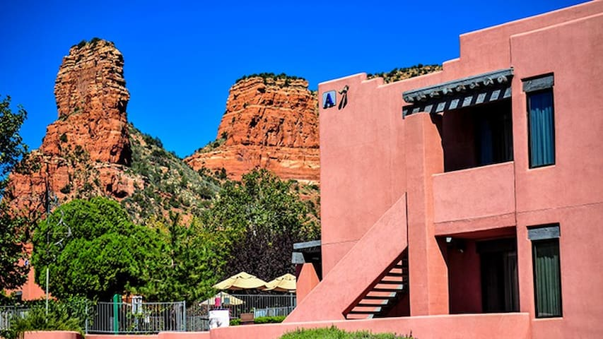 Bell Rock Inn ~ studio Resort