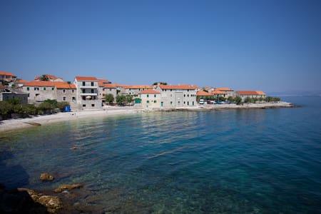 Seaside Apartment - in Postira - 波斯蒂拉 - 公寓