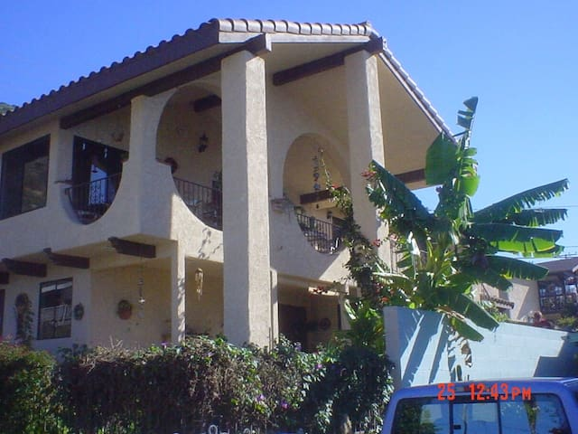 guest apartment in private home near beach - La Conchita - Haus