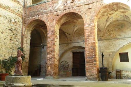 CAMERA IN ABBAZIA a Perugia - Piegaro