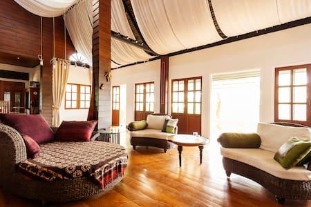 Lovely Oasis close to Chiang Mai - Tambon Don Pao, Mae Wang
