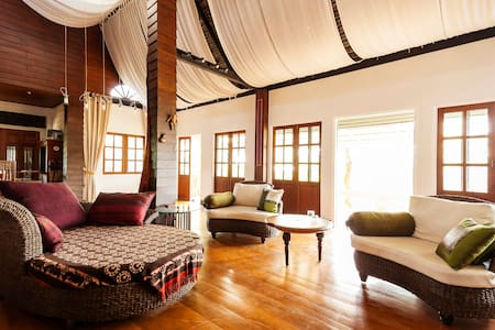 Lovely Oasis close to Chiang Mai - Tambon Don Pao, Mae Wang - บ้าน