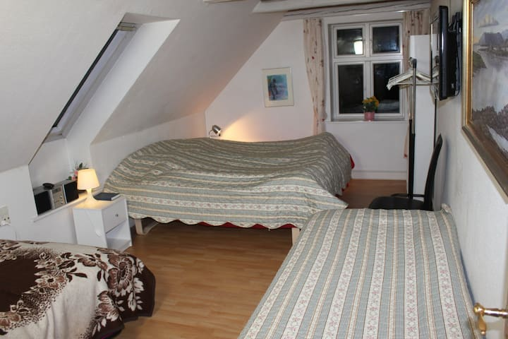 B&B in Hobro # 1 - North Jutland - Hobro - Bed & Breakfast
