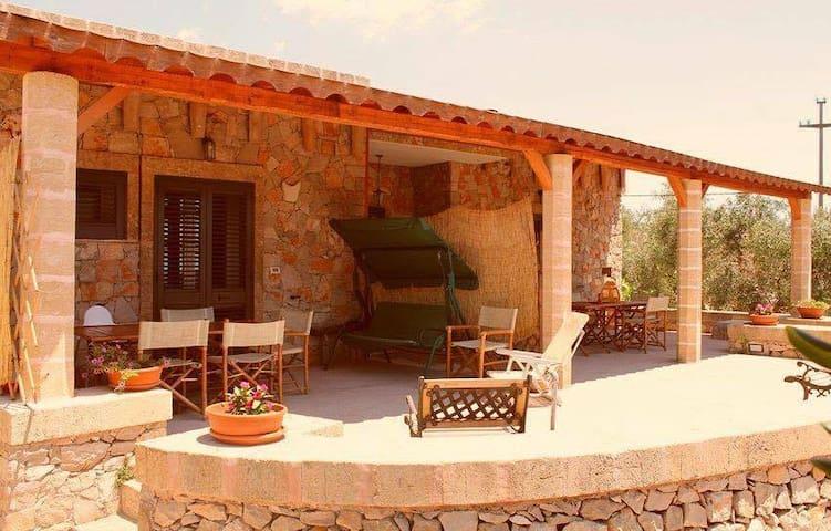Villa sole del Salento a Pescoluse