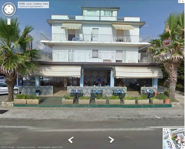 calabria apartment in the sea - Gizzeria - Apartament