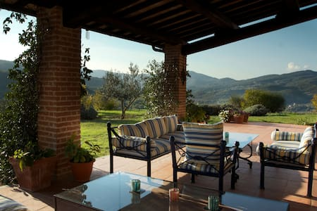 Farmhouse in Umbria with pool - ペルージャ