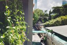 Landmark of Bangkok -1km
