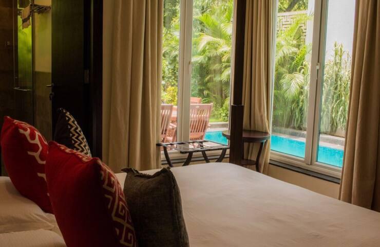 The Villa No 9, Scapes Siolim, Goa
