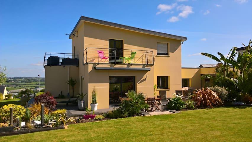 Maison de 130m² avec jardin