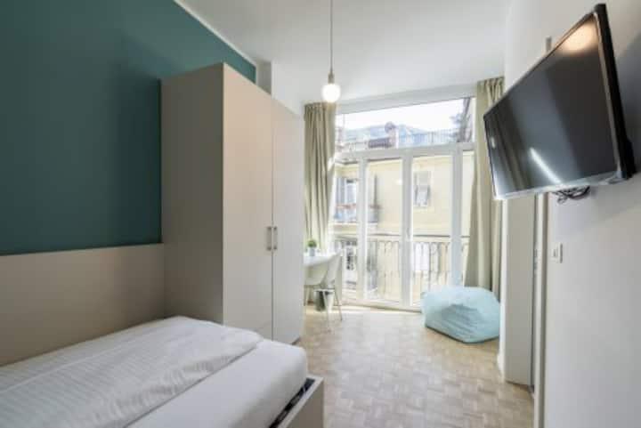 CAPITOL ROOMS standard single room