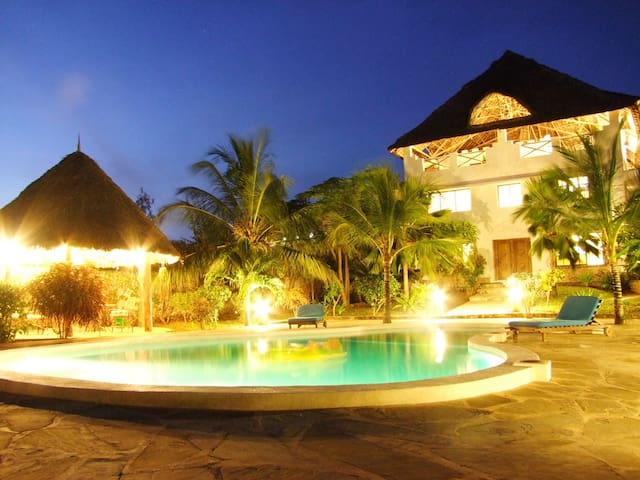 Wonderful home in Watamu - Watamu - Villa