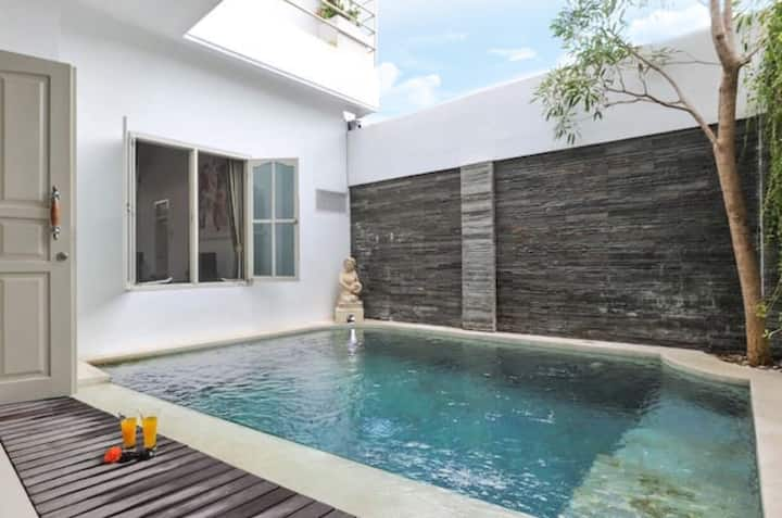 Imagine relaxing in your own Private Pool Villa