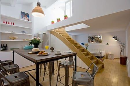 Superbe Duplex-terrasse Arlésien !! - Arlés - Loft