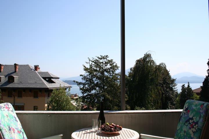 Silvano Apartment lake view