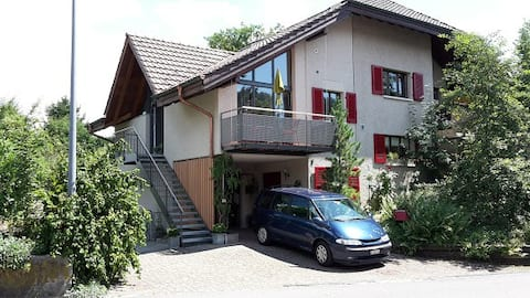 """Kleine Unterkunft """"Zum Drahtesu"""""""