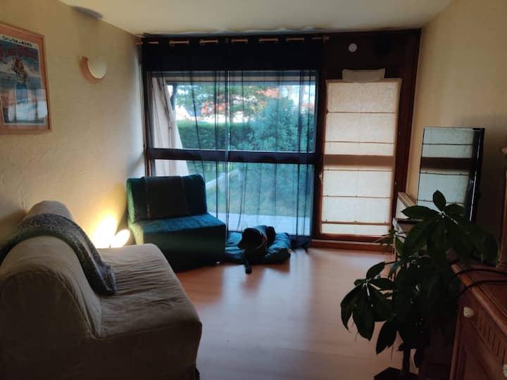 Studio SAINTE CÉCILE Terrasse et Jardin privatif