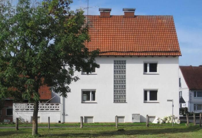 Haus-Dorfidyll für 10 Personen