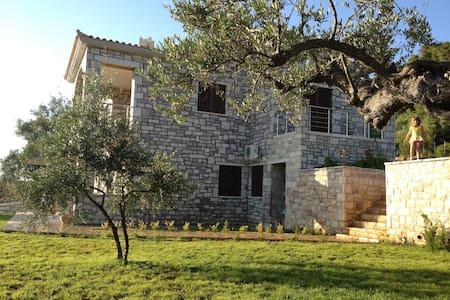 Elea villas 400m from sandy beach - Kyparissia