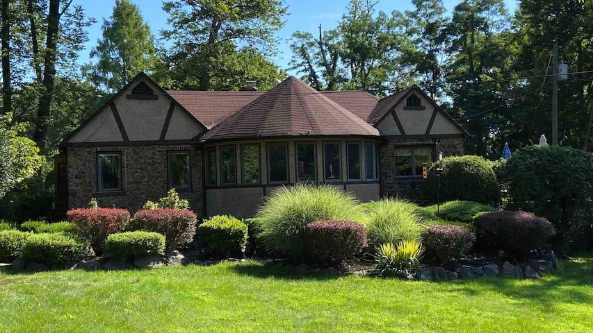 Charming English Stone Cottage