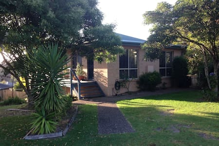 A bright family home by the sea. - Moruya Heads