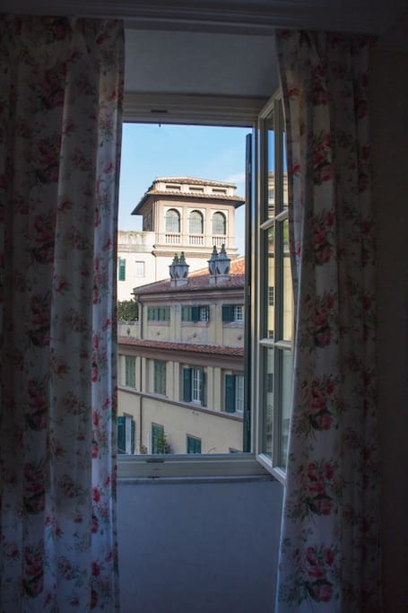 Camera Castel Sant'Angelo