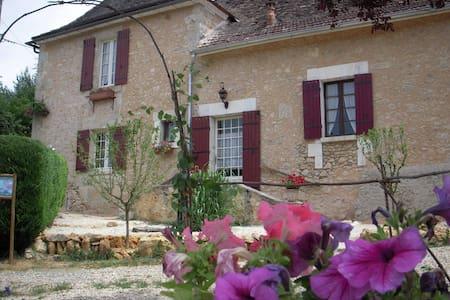 Gîte de charme en Périgord:Bergerac - Saint-Jean-d'Eyraud
