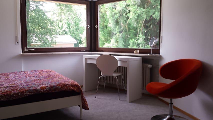 OASE - Zimmer, im Grünen, seenah, zum Wohlfühlen