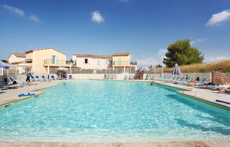 Apartment residence Apparthotel Golf de la Cabre d'Or - 7450