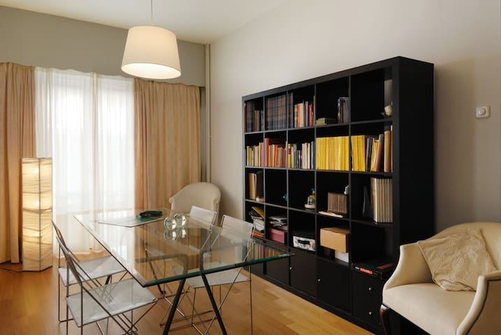 Smart, simple and comfy in Kolonaki - Athens - Apartment