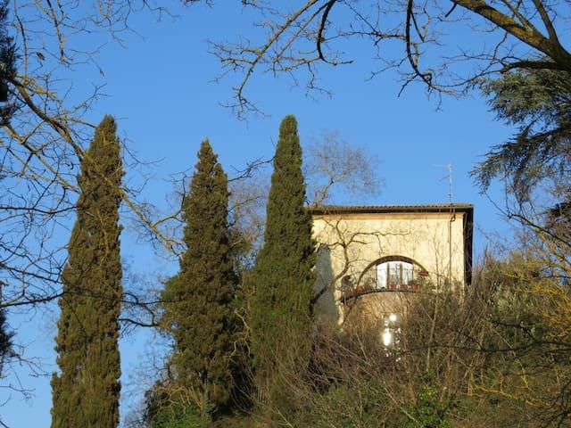 attico in Villa storica signorile - Orvieto - Villa
