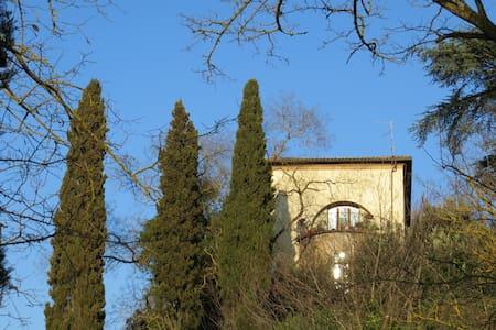 attico in Villa storica signorile - オルヴィエート