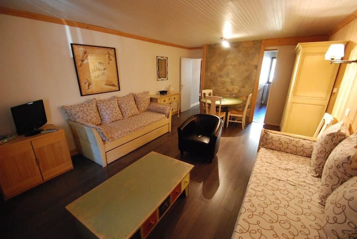 NOR312 - one separted beroom,ski in and out. - TIGNES - Apartament