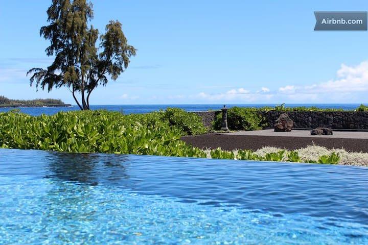 4BR Hawaiian Paradise Ocean Retreat