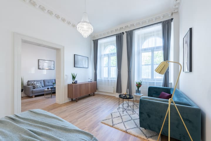 WENCESLAS Sq. Beautiful and NEW Apartment