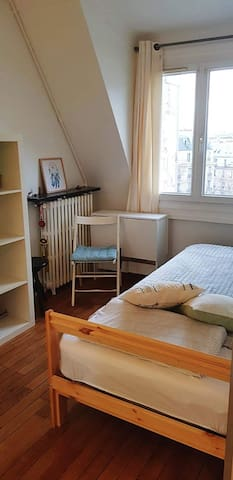 Private Studio/Loft 17eme, the place you need!!!