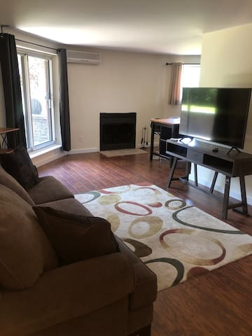 Cozy 1 BR West Island condo. 20 min from airport