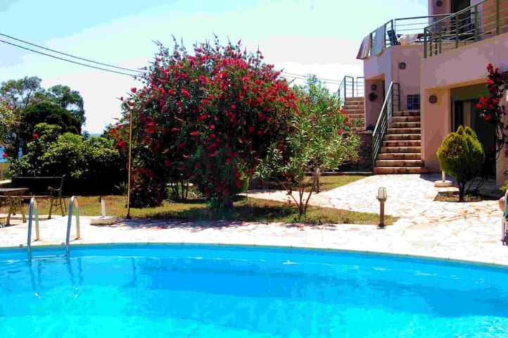 Villa Louisa - 2 bedroom apartment - Monemvasia - Flat