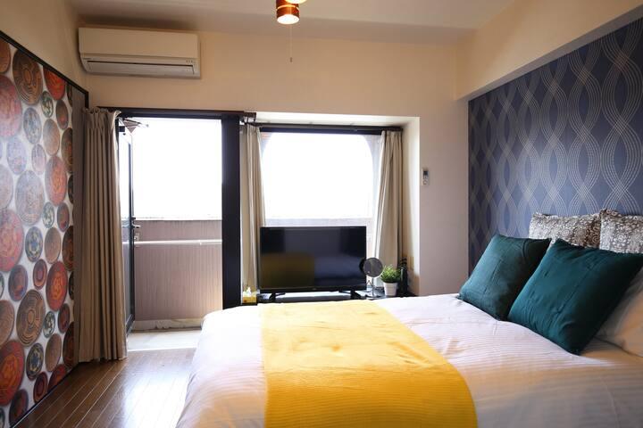 Hakata Sumiyoshi Apartment 803