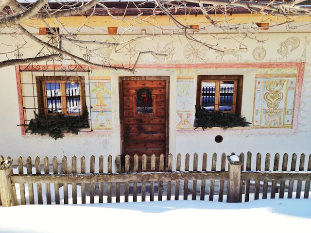 Engadine flair for you/2 in Guarda - Guarda - Bed & Breakfast