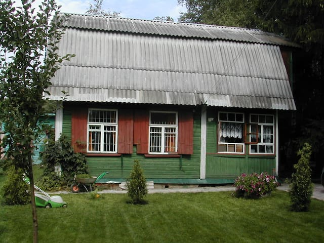Дача на лето, 2 дома, 55000 руб/мес - Casa