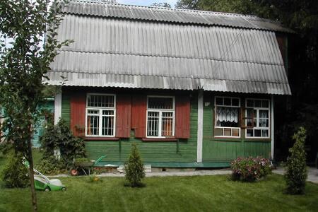 Дача на лето, 2 дома, 55000 руб/мес - Rumah