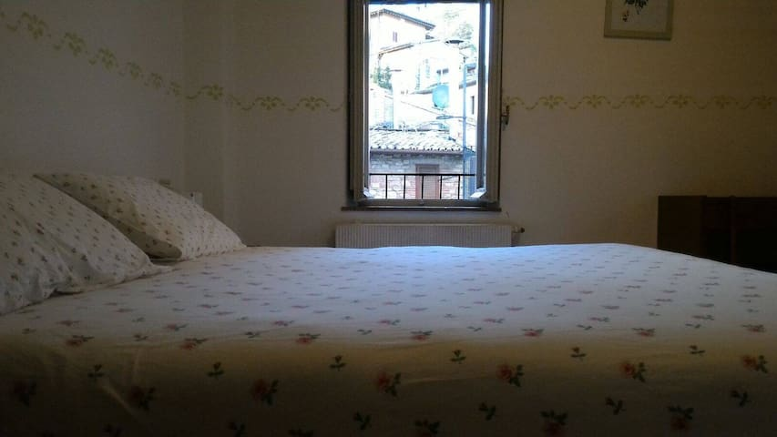 Assisi Camere Centro Storico - A Santa Chiara - Assisi - Casa