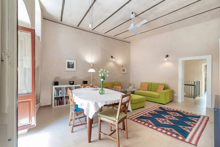 True oasis in the heart of Lecce