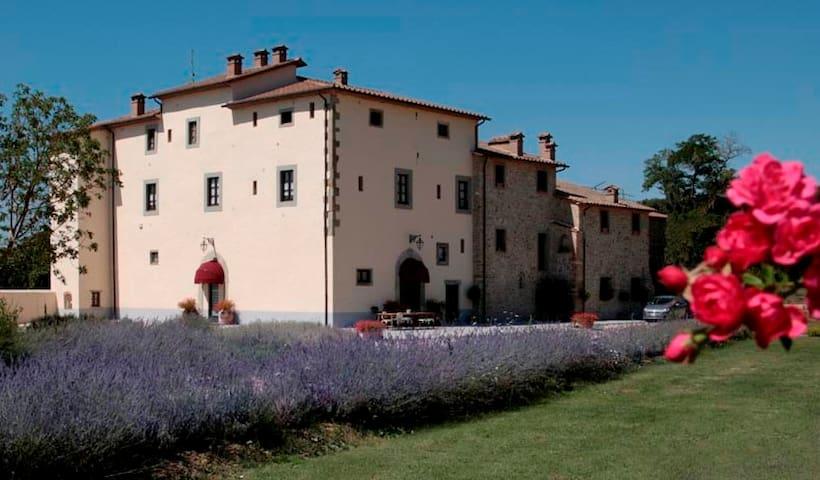Relais Santa Margherita Fiordaliso - Capolona - Apartment