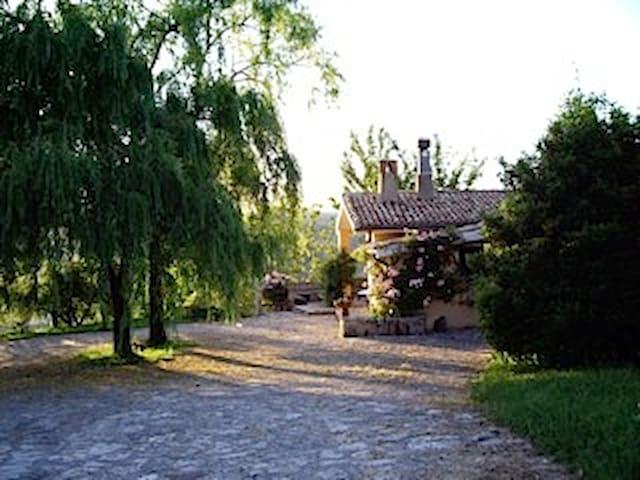The Cottage Paliano - L'Angolo - Fornaci - Villa