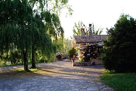 The Cottage Paliano - L'Angolo - Fornaci