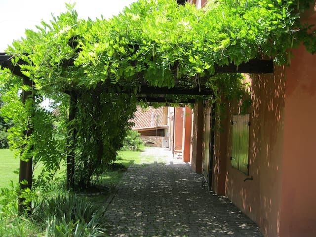 casa di campagna in collina - Quarti - House