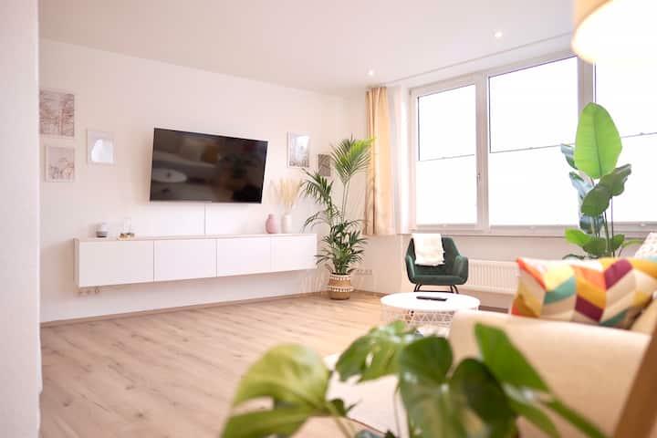 Modernes Loft-Apartment im ❤️ von Kassel + Netflix