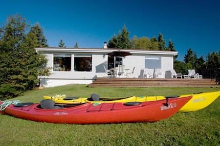 Oak Cottage direkt am Atlantik - Mahone Bay